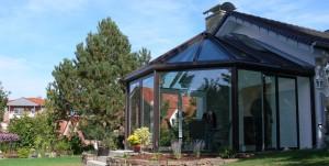 Wir bauen Ihren Wintergarten in Löhne oder Herford.