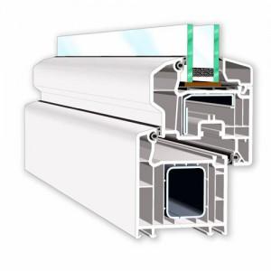 Neue Fenster mit hohen Dämmwerten sparen Energie reduzieren Lärm